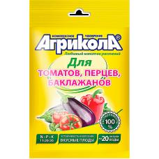 Агрикола-3 50г для томатов